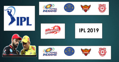 IPL T20 Match Schedule 2019, 12th Premier League