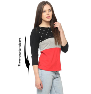 Fashion Women's Regular fit Cotton Top Under Rs.500 Amazon Keep Style Trend