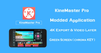 Modded KineMaster Pro Apk App Free Download Beat Video Editor,mahitechinfo