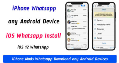 Download iPhone Whatsapp Messenger for Android Device