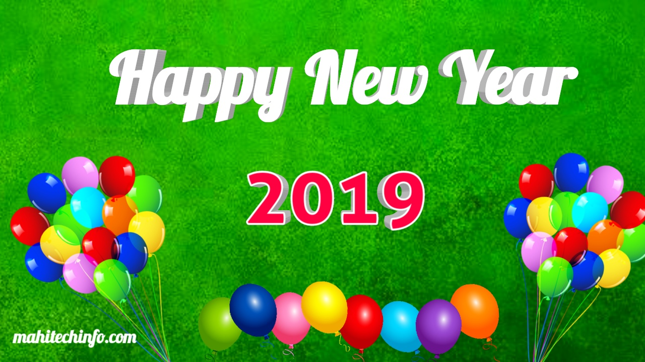 Best Happy New Year 2019 Images Free Download New Year Hd Photos