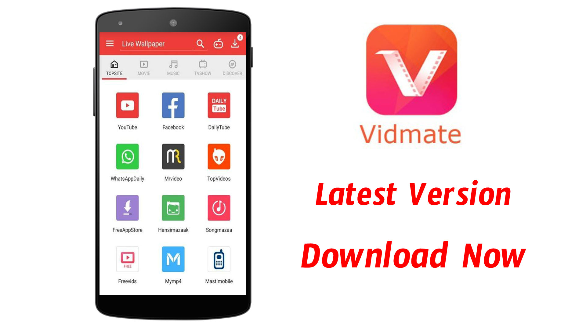 Vidmate Apk Download 2 48 For Android Apps Direct Download Link