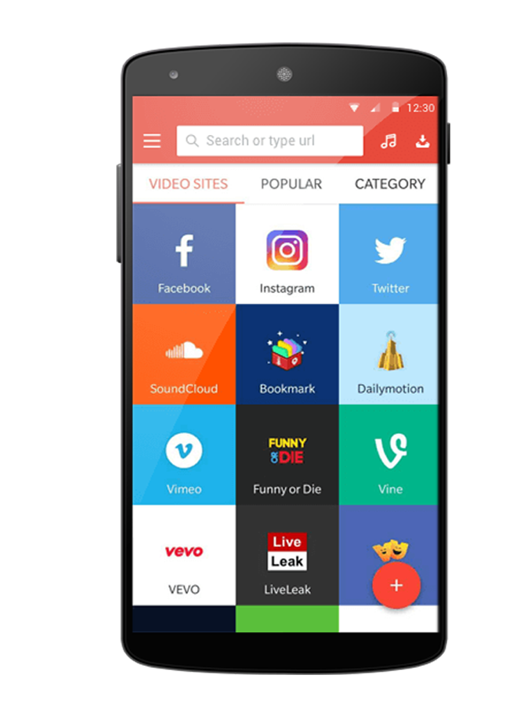 Download Snaptube 4.53 Apk App for Andorid