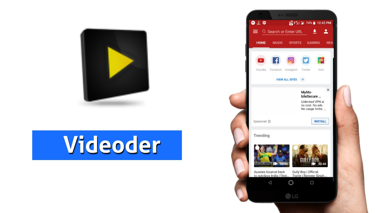 Videoder Apk Download 2018 Free Download For Android Mobile Apk