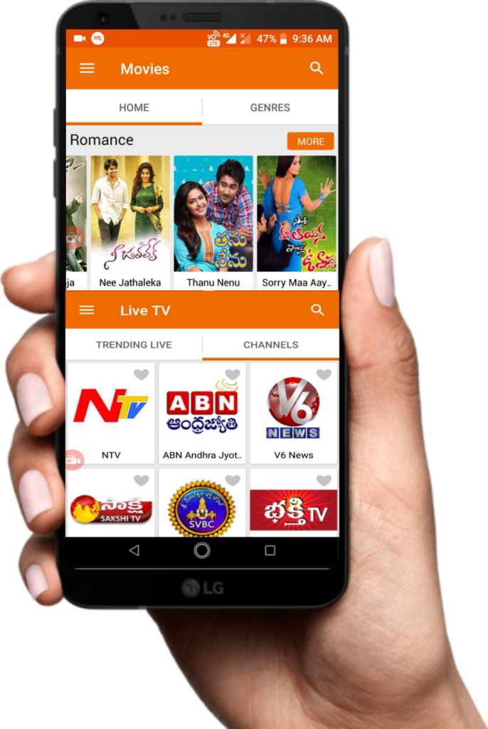 YuppTV Live TV Movies Shows App Download for Free