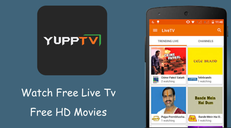 YuppTV Live TV Movies Shows App Download for Free mahitechinfo