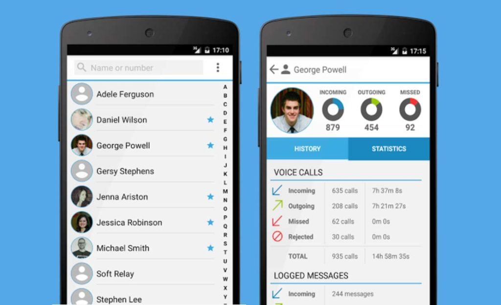 Call Log Monitor Apk App Download for Free