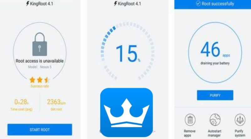 KingRoot Download Latest Version 5.3.8 for Android mahi tech
