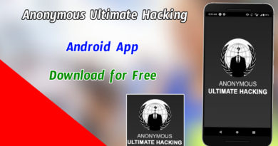 Anonymous Ultimate Hacking