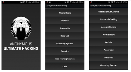 Anonymous Ultimate Hacking Apk App Download