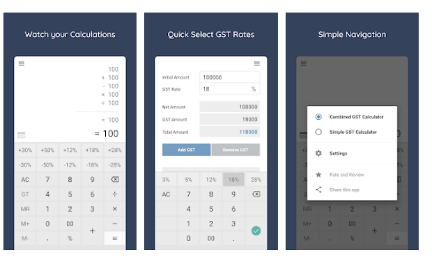 GST Calculator Tool Android App Free Download