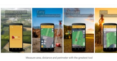 GPS Fields Area Measurement Android App Download