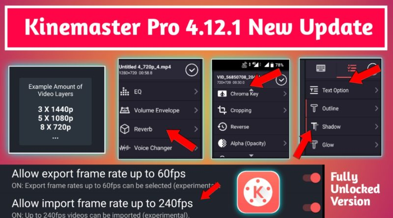 KineMaster Pro Download Modded Version 4.12.1
