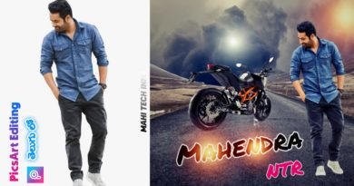 picsart editing mahitechinfo