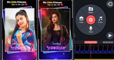 how to make princess whatsapp status video