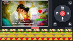 How to Make Wedding Video Kinemaster App